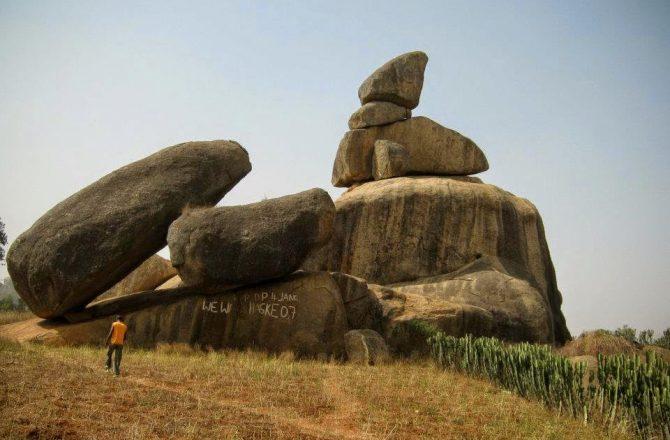 RIYOM ROCK FORMATION   Visit Nigeria Now