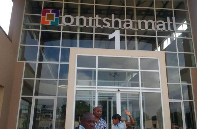 Shopping malls  - Onitsha Mall